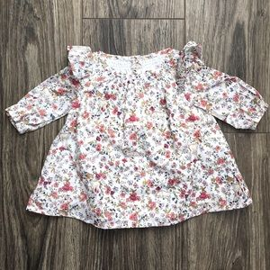 BABY GAP Disney Flutter Sleeve Dress